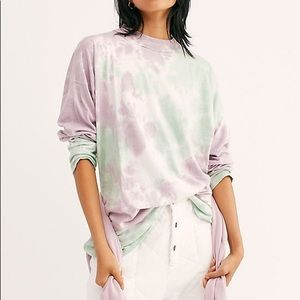 Free People | ☁️ Be Free Tie Dye Tunic